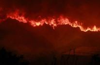 حرائق تجتاح مناطق واسعة في لبنان.. خوف وذعر (شاهد)