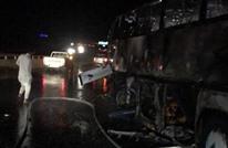وفاة 35 معتمرا وإصابة 4 في حادث مروري بالمدينة المنورة