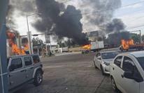 """""""حرب شوارع"""" بالمكسيك بعد اعتقال نجل """"إل تشابو"""" (شاهد)"""