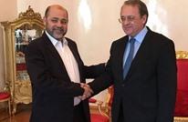 وفد قيادي من حماس يجتمع بنائب وزير الخارجية الروسي