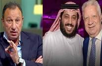 آل الشيخ يتضامن مع رئيس الأهلي ضد مرتضى منصور