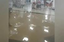 أمطار غزيرة تعطّل مطار القاهرة.. وناشطون يعلقون (شاهد)