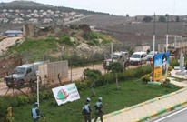 شاهد لحظة إسقاط طائرة مسيرة إسرائيلية بلبنان (فيديو)