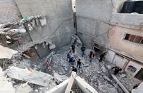 الاحتلال يهدم منزلي أسيرين ويعتقل فلسطينيين بالضفة (شاهد)