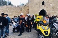 اعتقال فلسطيني في القدس بزعم محاولته تنفيذ عملية طعن (شاهد)