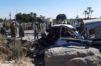 قطار يدهس سيارة بصعيد مصر ومصرع 4 أشخاص وإصابة آخرين