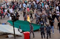 أنصار حزب الله وحركة أمل يفضّون اعتصامات بيروت (شاهد)