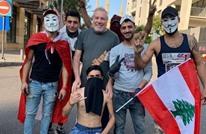 """مدير """"MBC"""" يعتذر بعد اعتداء موالين لحزب الله على المتظاهرين"""