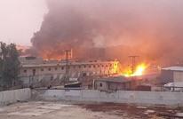 قتلى مدنيون بانفجار سيارة مفخخة بعفرين شمال سوريا (شاهد)