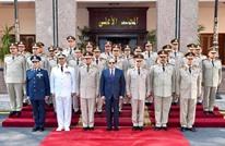 قائد الجيش يؤكد استعداده للتصدي لمحاولات المس باستقرار مصر