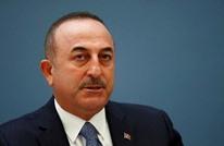 تشاووش أوغلو: ترامب جدد تعهده لأردوغان الانسحاب من سوريا