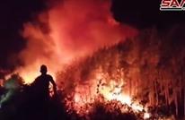 وفيات وإصابات بحرائق ضخمة بدول عربية وتركيا (شاهد)
