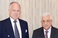"""عباس يستقبل رئيس """"الكونغرس اليهودي العالمي"""" برام الله"""