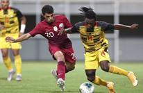 غانا تضرب قطر بحصة ثقيلة في مباراة ودية (شاهد)