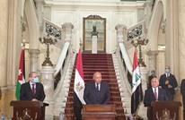 وزراء خارجية مصر والأردن والعراق يدعمون الحل بليبيا وسوريا