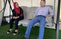 جنان وعبد الكريم.. حب يتحدى الاحتلال ويصمد 18 عاما (شاهد)