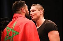 الهولندي ريكو يواجه مصارعا مغربيا ثانيا