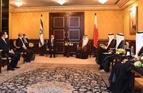 البحرين توقع على إقامة علاقات كاملة مع الاحتلال بالمنامة