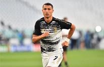 هل يشارك رونالدو في مباراة يوفنتوس وبرشلونة بدوري الأبطال؟