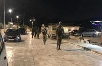 الاحتلال يعتدي على فلسطينية وابنها ويعتقله بالخليل (شاهد)
