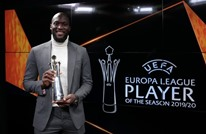 لوكاكو يتوج بجائزة أفضل لاعب بالدوري الأوروبي