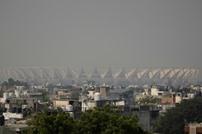 تلوث الهواء يخنق 20 مليون هندي في نيودلهي (شاهد)