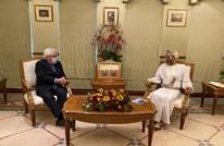 غريفيث في مسقط لمناقشة العملية السياسية في اليمن