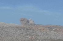 عشرات القتلى بقصف روسي لمعسكر فصيل معارض بإدلب