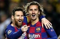 برشلونة يخطط للتخلي عن غريزمان من أجل التعاقد مع مواطن ميسي