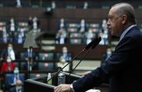 """أردوغان يردد أبيات """"طلع البدر علينا"""" باللغة العربية (شاهد)"""