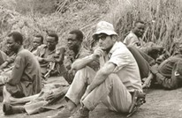"""تفاصيل قصة """"طرزان"""" الإسرائيلي مع جنوب السودان"""
