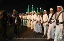 """""""الحوثي"""" تحتفي بوفد من قبائل نجران.. وتشكيك سعودي (شاهد)"""