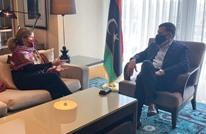 السراج يبحث مع وليامز وسفير أمريكا مسارات حل الأزمة الليبية