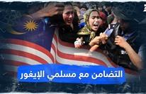 التضامن مع مسلمي الإيغور