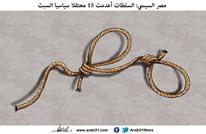 الإعدامات بمصر