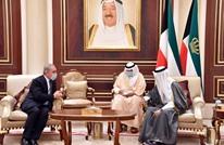 أمير الكويت يؤكد ثبات الموقف تجاه القضية الفلسطينية