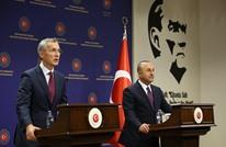 """تشاووش أوغلو: """"الناتو"""" امتنع عن دعم تركيا بإدلب"""
