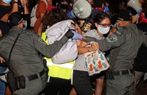 مظاهرات حاشدة في تل أبيب ضد نتنياهو (شاهد)