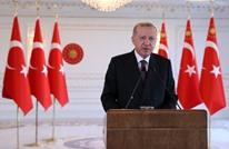 أردوغان يتناول ملفات هامة ويتحدث عن قطر والإمارات وفلسطين