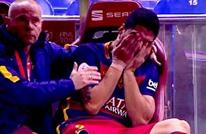 سواريز: شعرت وكأنهم طردوني من برشلونة وبكيت لهذا السبب