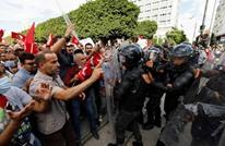 نشطاء: سعيّد يتحمل مسؤولية العنف ضد المتظاهرين