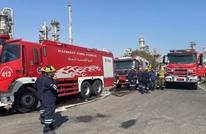 إصابات طفيفة جراء حريق في أكبر مصفاة نفط بالكويت