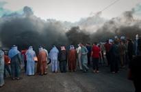 """إغلاق """"الخضراء"""" ببغداد ورفض متواصل لنتائج الانتخابات (شاهد)"""