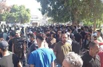 احتجاجات قرب المنطقة الخضراء.. وقضاء العراق يرفض الطعون