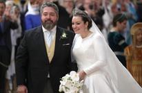 أول زفاف في روسيا لعائلة القياصرة منذ أكثر من قرن
