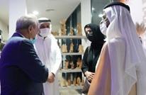 أول لقاء بين حاكم دبي ومسؤول فلسطيني منذ أزمة التطبيع
