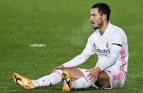 مدرب ريال مدريد يصدم هازارد بتصريح ناري وغير متوقع
