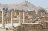 قصر هشام في أريحا يحتضن أكبر لوحة فسيفساء مغطاة بالعالم