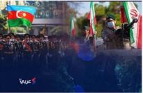 مقارنة بين الجيش الإيراني والجيش الأذري (إنفوغراف)