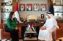 وزيرا داخلية الإمارات والاحتلال يبحثان التعاون أمنيا وشرطيا